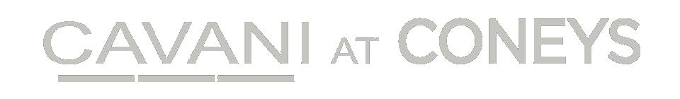 Cavani at coneys Header logo
